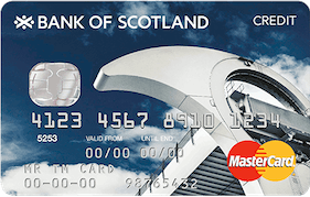 Bank of Scotland Online Low Rate Credit Card