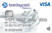 Barclaycard Platinum travel credit card (paused 21.10.16)