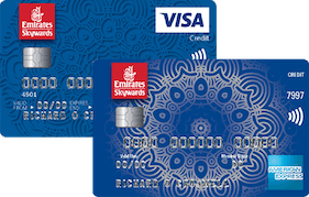 Emirates Skywards Credit Card