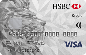 HSBC Dual Credit Card