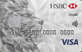 HSBC Dual Credit Card
