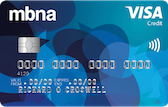 MBNA All Round Credit Card