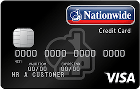 Nationwide Credit Card Purchase Visa