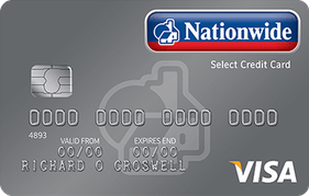 Nationwide Select Credit Card