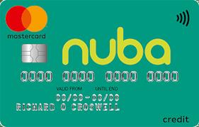nuba transfer credit card