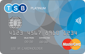 TSB Platinum 20 month Purchase and BT MasterCard